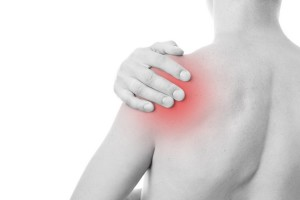 Pain In The Men's Shoulder
